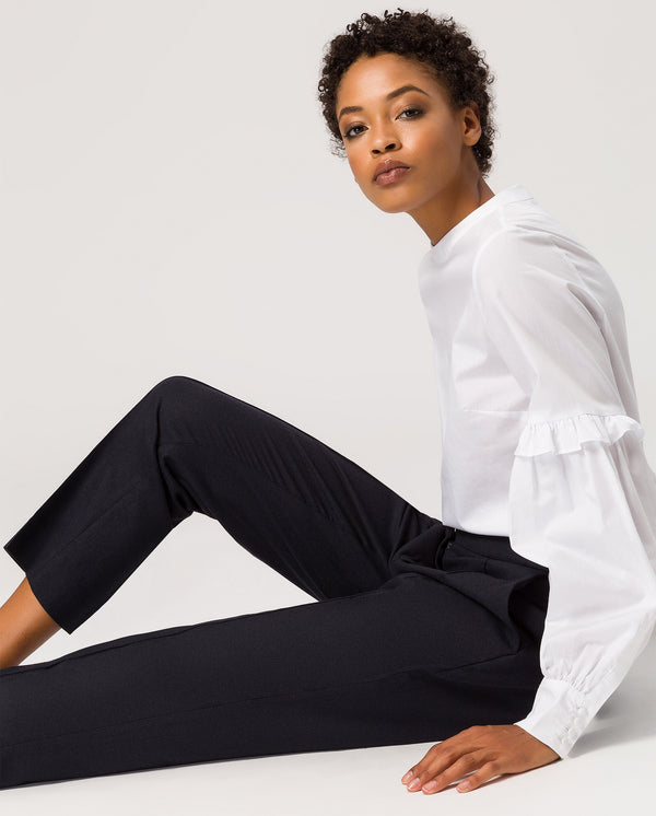 Cropped Business Pants