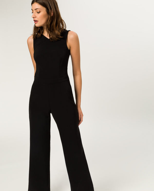 Jumpsuit Crossed