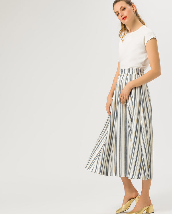 Flared Summer Skirt