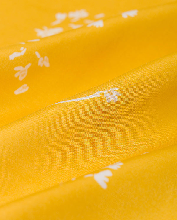 Wrap Dress Sun Yellow