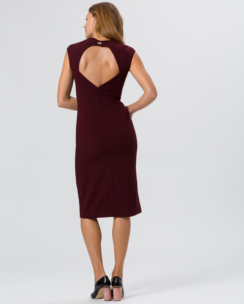 Open Back Cocktaildress