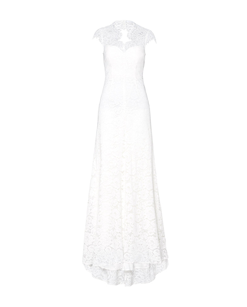 Bridal Lace Dress