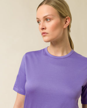 Organic Cotton Round Neck T-Shirt