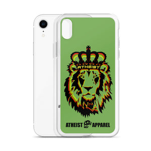 iPhone Case_King Rasta