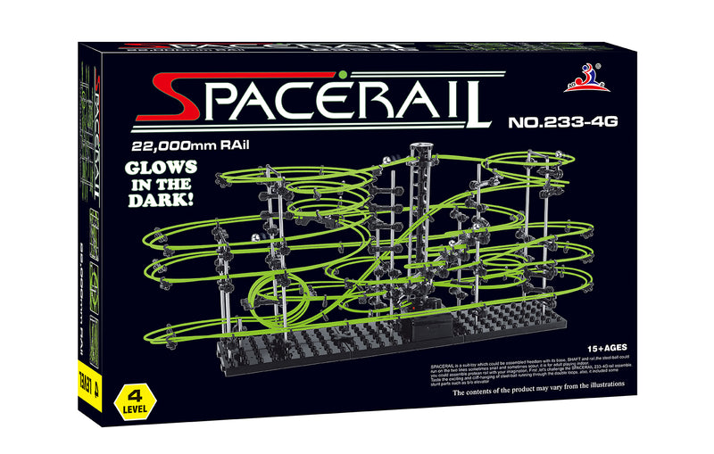 Space Rail Roller Coaster 233-4G (LEVEL 4)