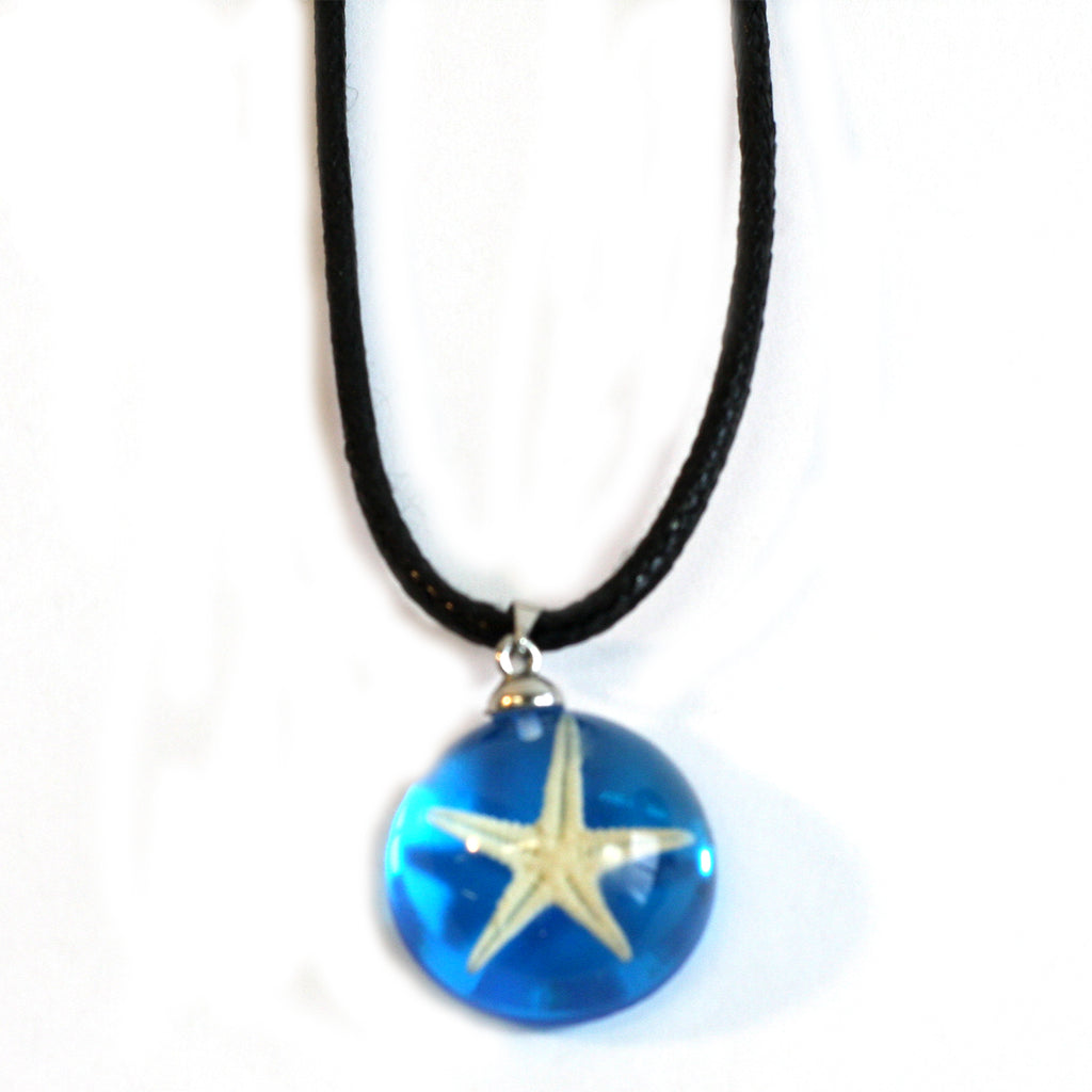 OP1002<br/>Oceanic Necklace - Starfish