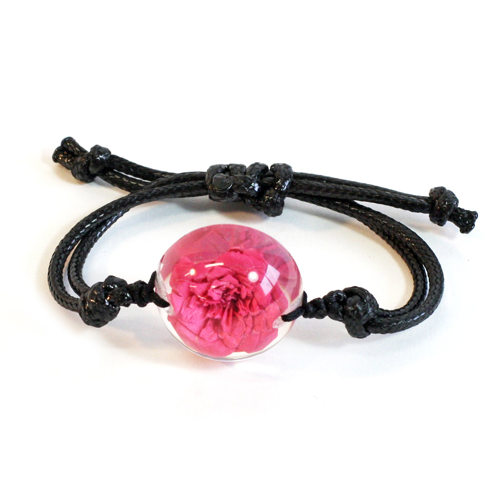 FBL302<br/>Flower Bracelet Rose