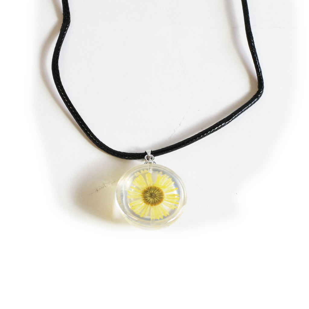 FPR403<br/>Flower Necklace Daisy