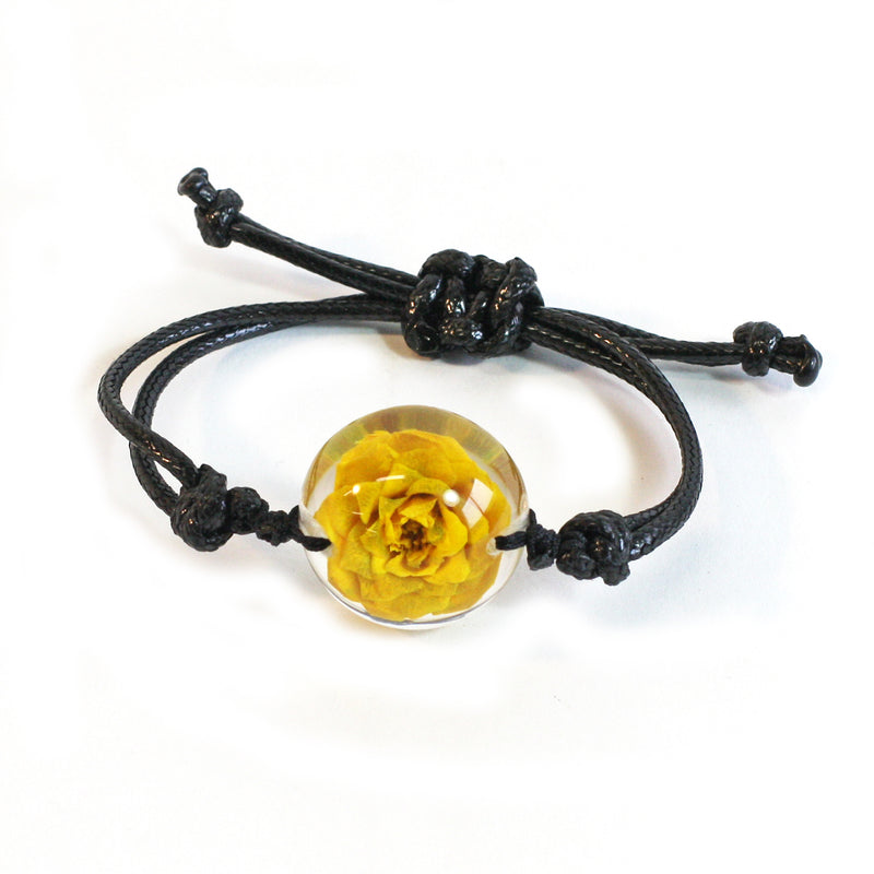 FBL303<br/>Flower Bracelet Rose