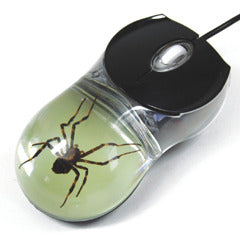 CM06<br />Spider Mouse (glow in the dark)