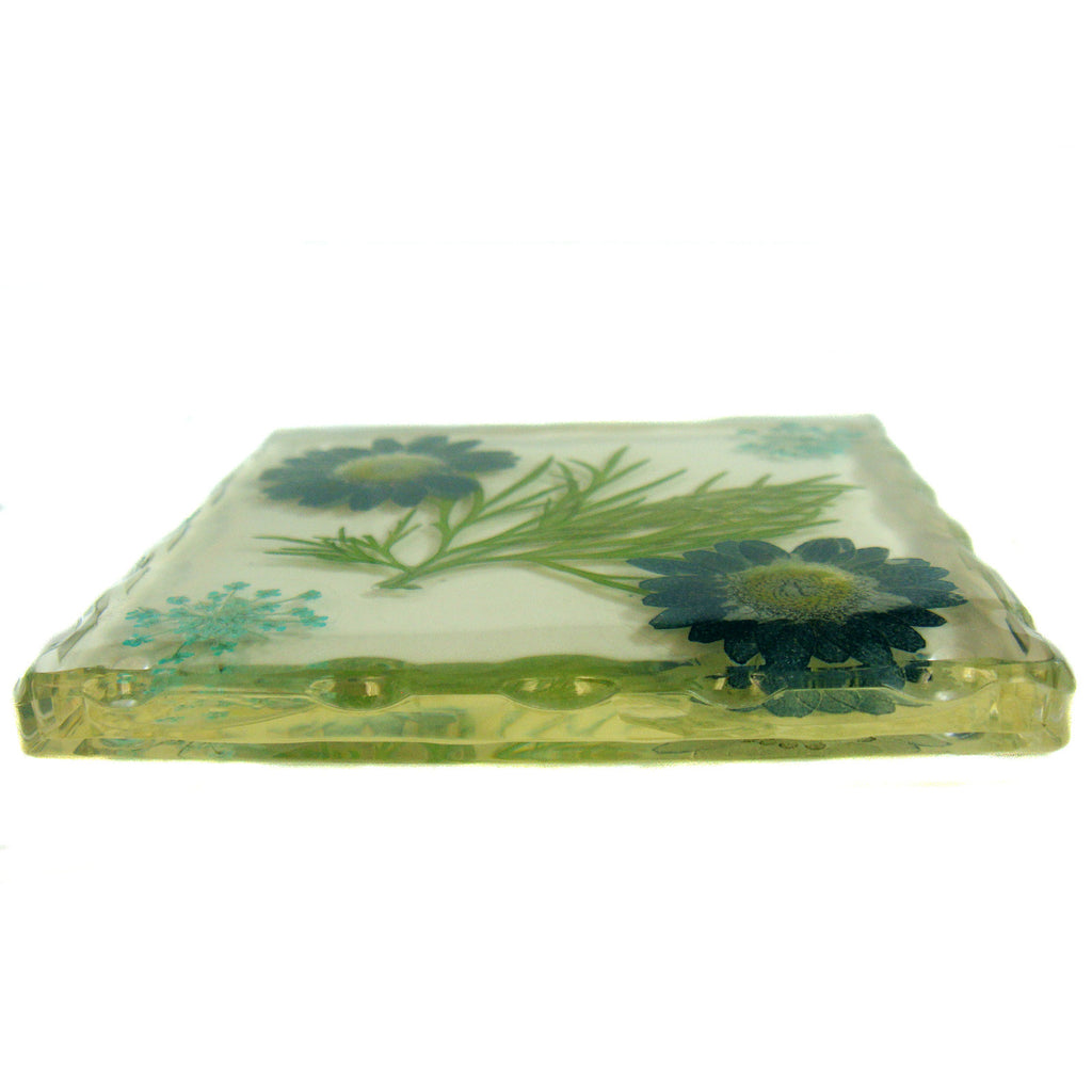 CT5031<br/>Blue Flower Coaster