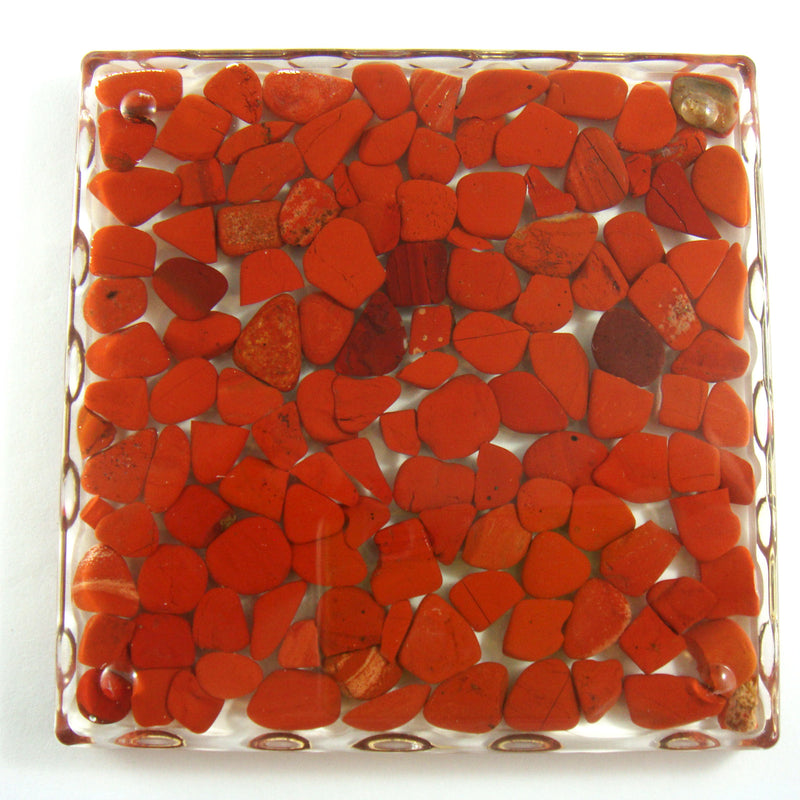 CT5044<br/>Red Jasper Coaster