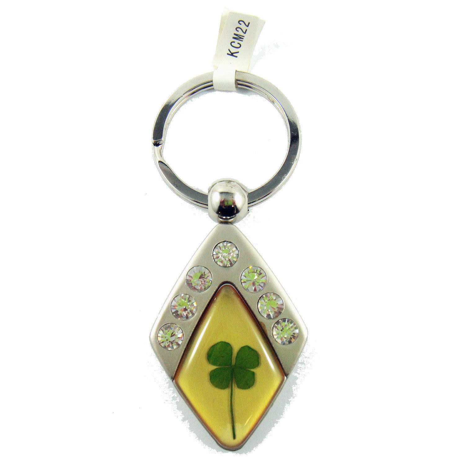 Real Lucky Clover Keychain Triangle Shaped (KCM22) – REALBUG 4a184d37beda