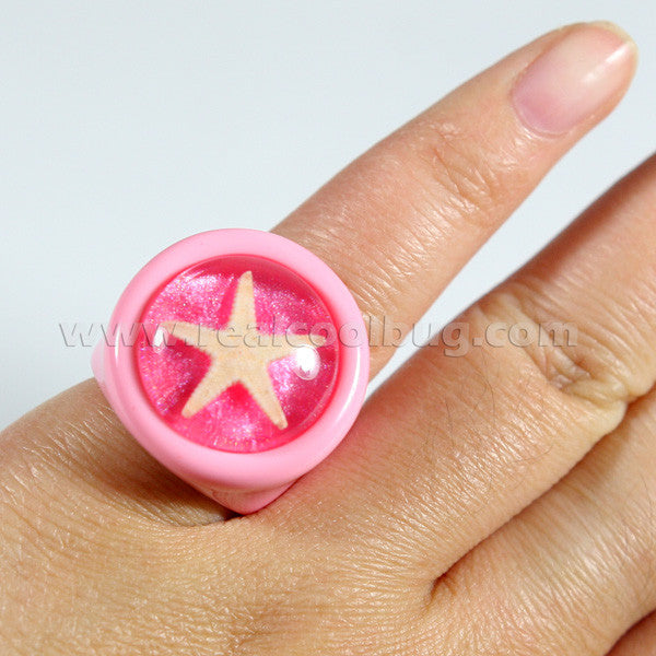 OR021<br/>Starfish Ring