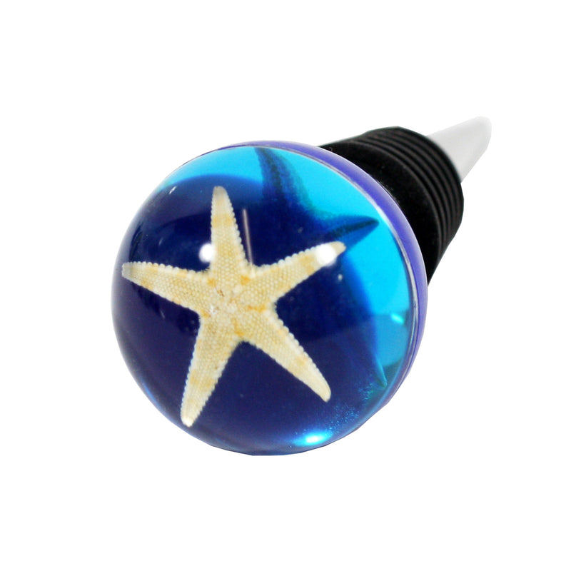 WS1408<br/>Starfish Wine Stopper