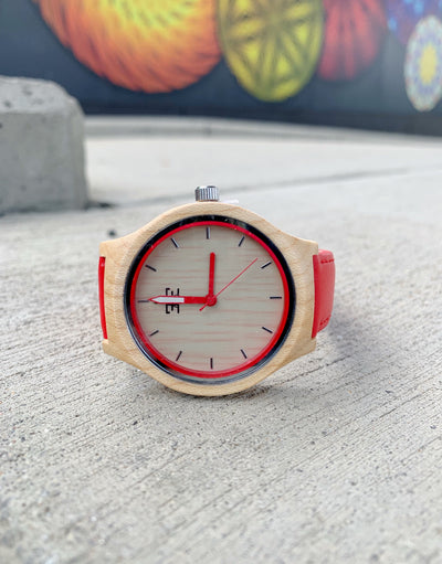 Color Series Watch - Red