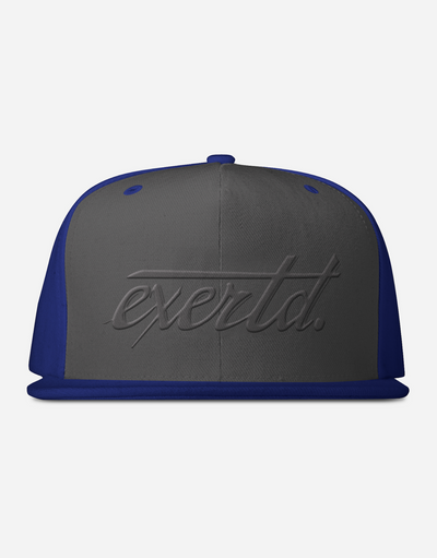 Two-Tone exertd Snapback