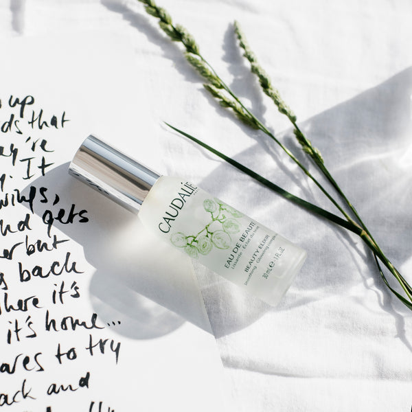 Love at first spritz. Why you need a face mist in winter.