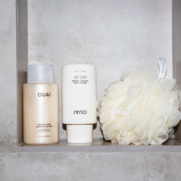 NEW: Ouai Daily Care for Fine, Medium and Thick Hair, OUAI easy!
