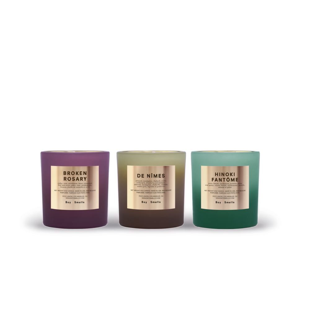 Rituals Votive Mini Set  - Holiday Collection