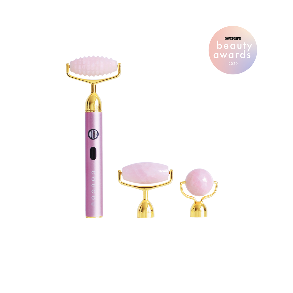 Coucou Power Face Roller + Gift Sleeve