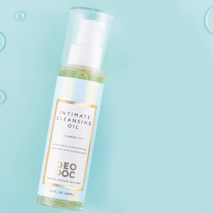 Intimate Cleansing Oil