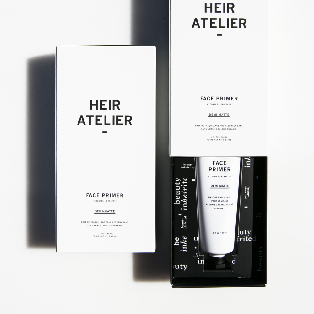 Face Primer | A primer for your face make-up that also hydrates | Heir Atelier | 862590000101