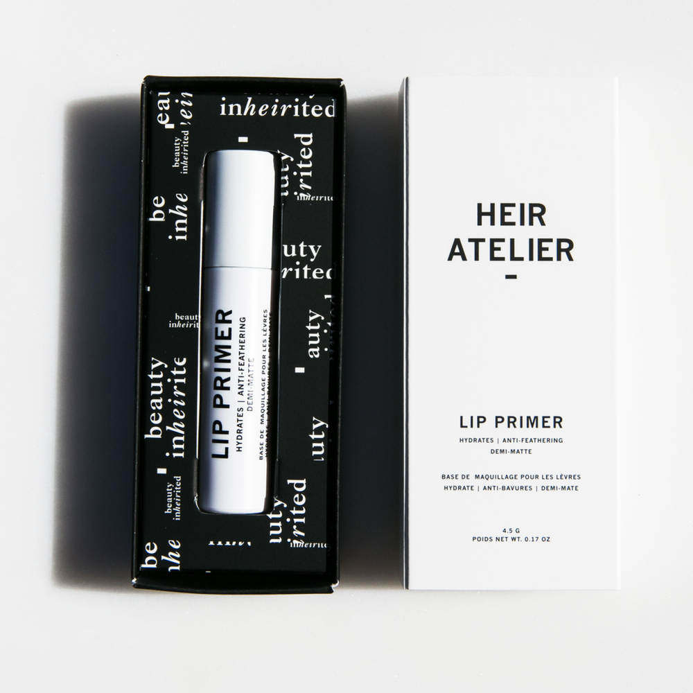 Lip Primer | A primer for your lip make-up that lasts very long | Heir Atelier | 862590000125