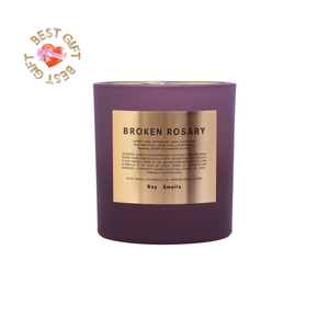 Broken Rosary Scented Candle - Holiday Collection