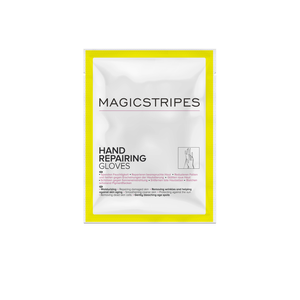 Hand Repairing Gloves | handmask for hydration and brightening dark spots | Magicstripes | 4260393770133