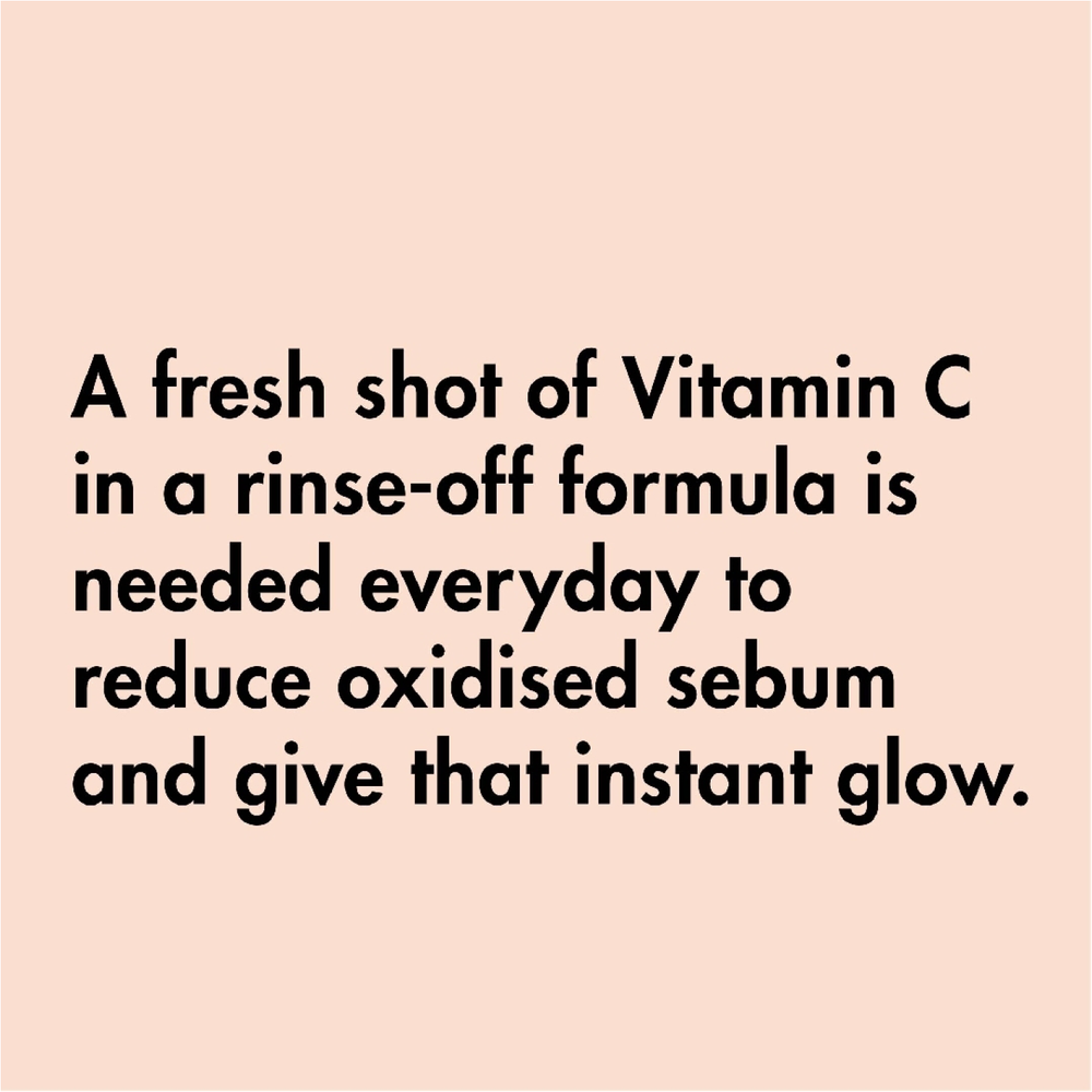 Lixirskin Vitamin C Paste | the quick innovative morning mask | The Coucou Club | 5060541100008