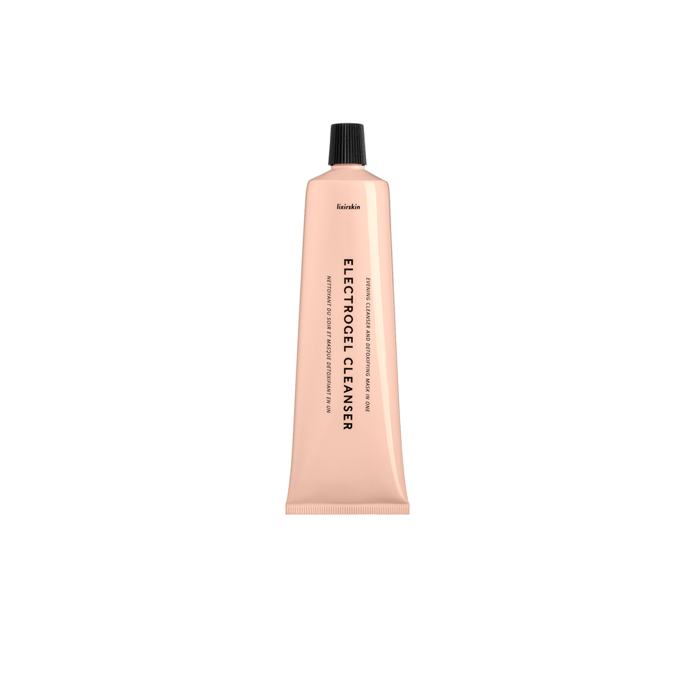 Electrogel Cleanser | an evening and morning cleanser and detoxifying | Lixirskin | 5060541100015