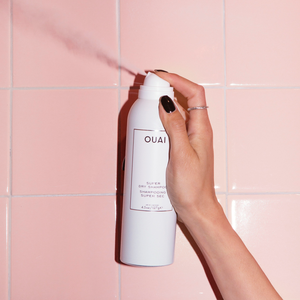 Super Dry Shampoo | Dry shampoo that will hold for 3 days | Ouai | 815402023263