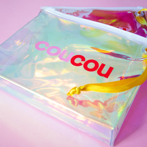 Coucou Holographic Pouch