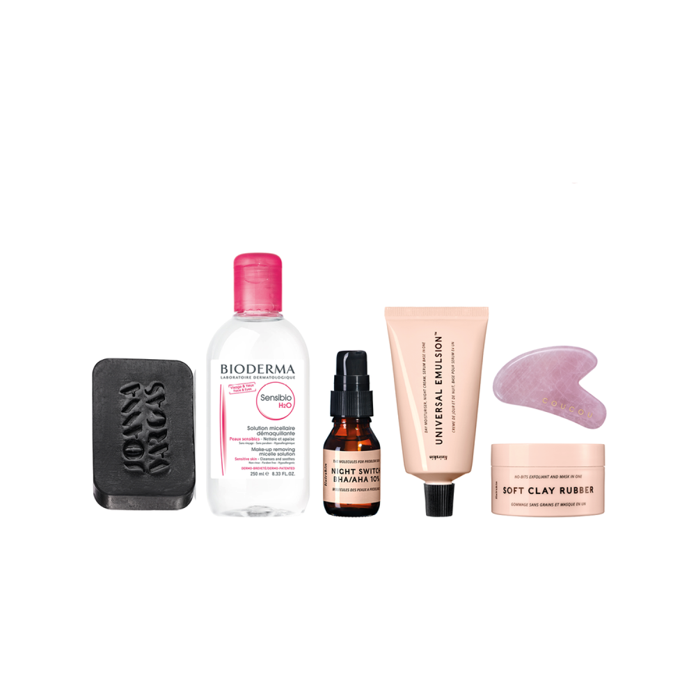 Oily/Acne Prone Skin Set