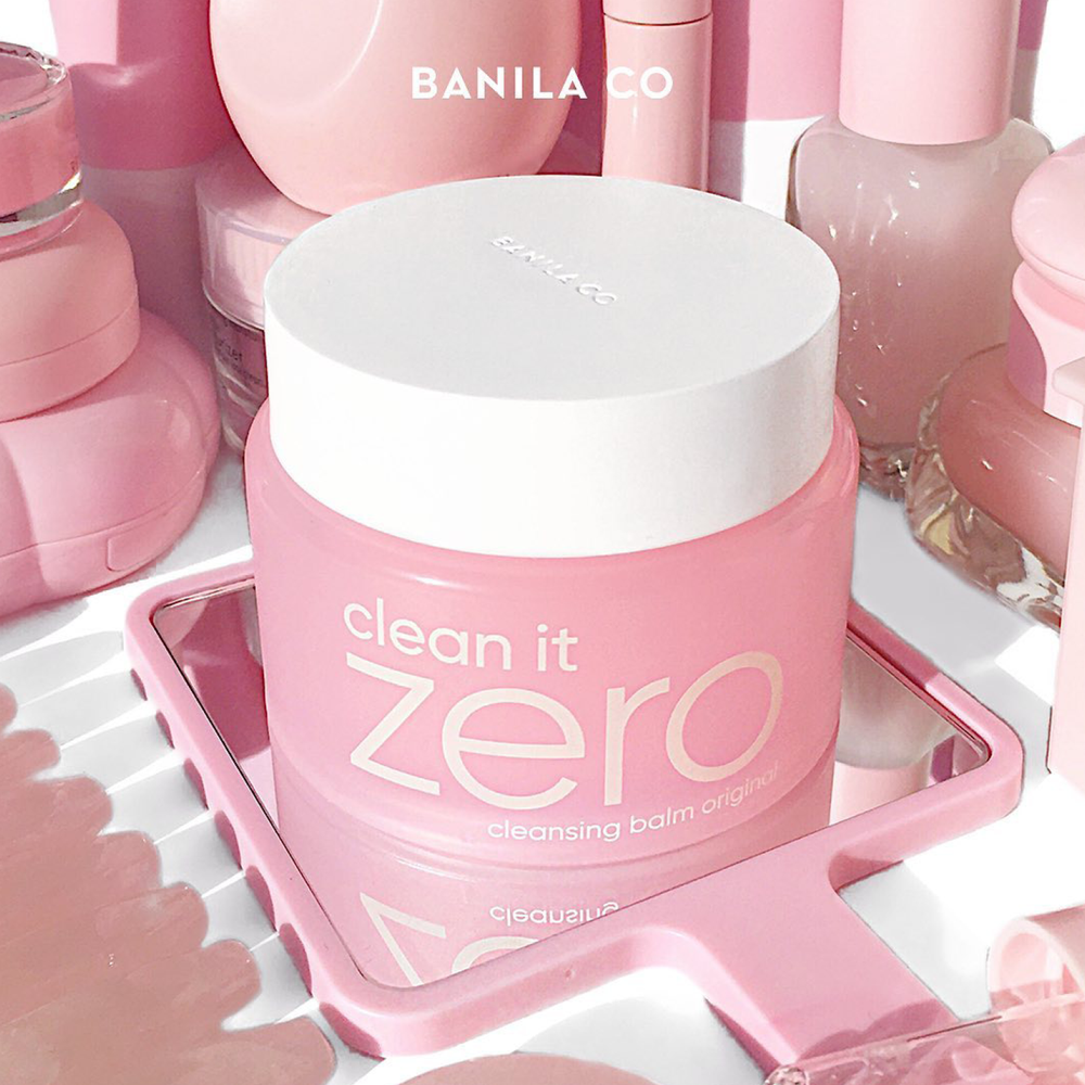 Banila Co Clean It Zero Cleansing Balm Original | An oil make up cleanser perfect for step 1 in the double cleanse | Banila Co | 8809560227078