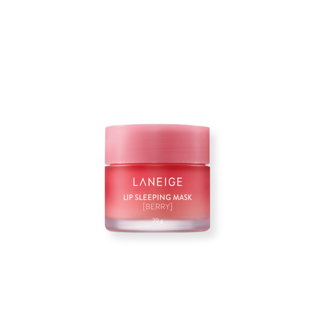 Laneige Lip Sleeping Mask Berry | A korean beauty lip mask for the night that smells like berry. Bestseller! | Laneige | 8809643053273
