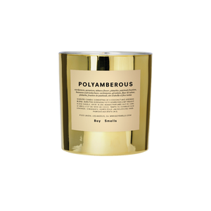 Polyamberous Scented Candle