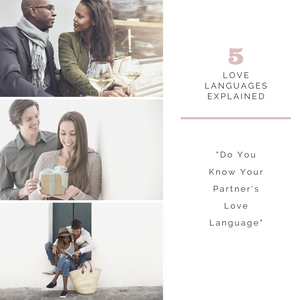Do You Know Your Partner's Love Language?
