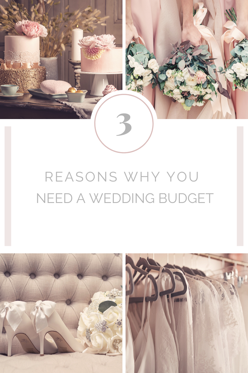 3 Reasons Why You Need A Wedding Budget