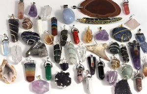 chakra healing jewelry reiki infused jewelry - julys moon
