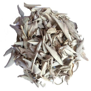 loose california white sage - bulk loose sage - julys moon