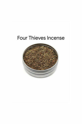 Four Thieves loose Incense - julys moon