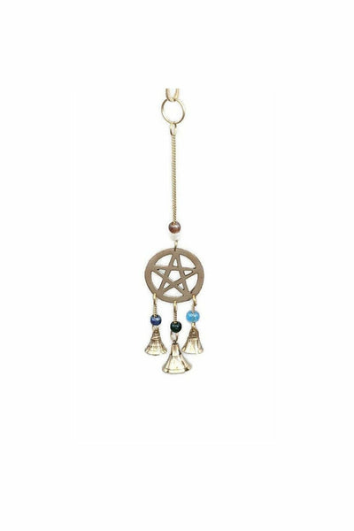 Pentacle and Bell Chimes