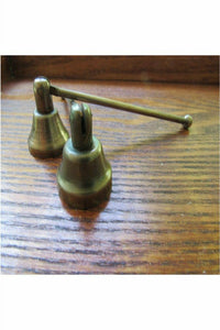 Swivel Metal Candle Snuffers (set of 2)