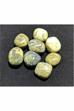 Serpentine Healing Stones - July's Moon