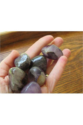 Large Amethyst Healing Crystals - Grade A - July's Moon