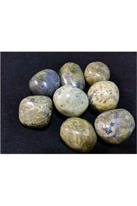 Extra Large Serpentine Healing crystals - July's Moon