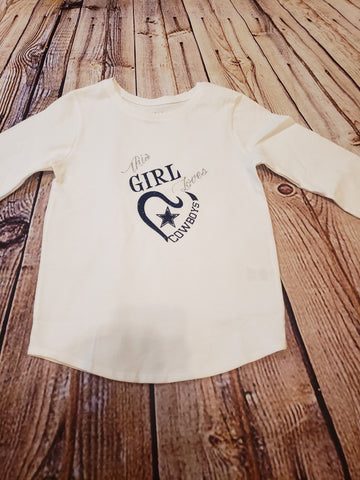Kids customized shirts 2T-YXL