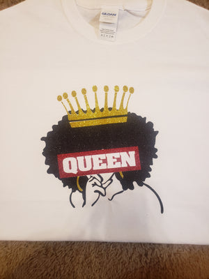 Customized Adult T-Shirt Sizes S-XL - JVN Creations & Designs